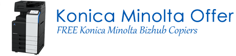 Konica Minolta Offer