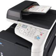 Konica Minolta Bizhub C3110 Panel Document Feeder With Paper Left Price Offers