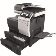 Konica Minolta Bizhub C3350 Open Paper Trays Bypass Price Offers