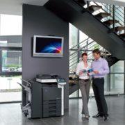 Konica Minolta Bizhub C220 FS 527 SD 509 DF 617 Office 365 Price Offers