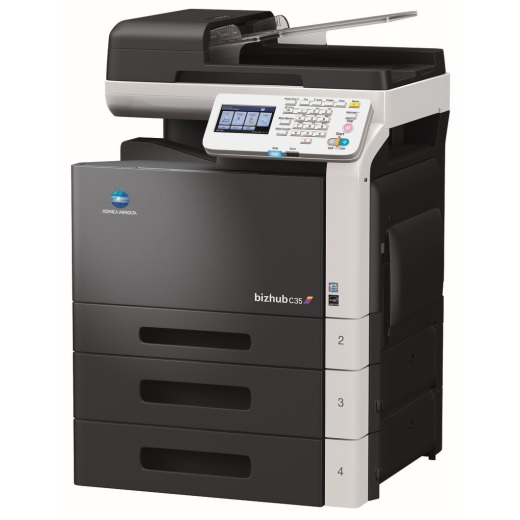 get free konica minolta bizhub c35 pay for copies only rh konicaminoltaoffer co uk Color Laser Printer Konica Minolta Bizhub C35 Color Laser Printer Konica Minolta Bizhub C35