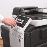 Konica Minolta Bizhub C3850 Panel SideView Touch Panel Price Offers