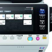 Konica Minolta Bizhub C3850FS Panel Front Price Offers