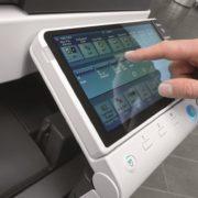 Konica Minolta Bizhub C454 Panel Side Touch Control Price Offers