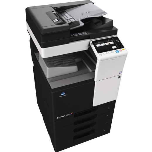 Get Free Konica Minolta Bizhub C287 Pay For Copies Only