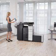 Konica Minolta Bizhub C458 Office-365