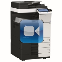 Konica Minolta Bizhub C224e Video Training