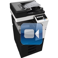 Konica Minolta Bizhub C227 Video Training