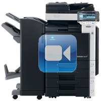 Konica Minolta Bizhub C360 Video Training
