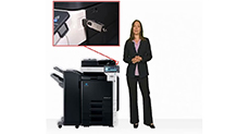 Bizhub C280 Training USB Direct Print