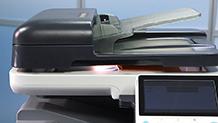 Bizhub C3350 Training Scanning and Faxing