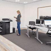Konica Minolta Bizhub C558 Office