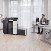 Konica Minolta Bizhub C558 Office 365