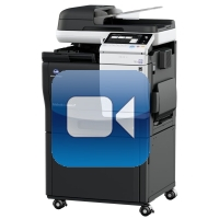 Konica Minolta Bizhub C3851FS Video Training
