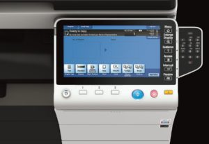 Konica Minolta Bizhub C454e Panel Front Price Offers