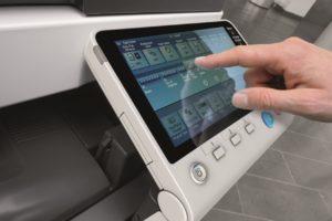Konica Minolta Bizhub C654e Panel Side Touch Control Price Offers