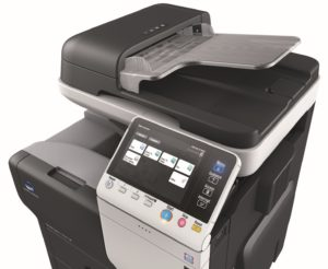 Konica Minolta Bizhub C3350 SideView Price Offers