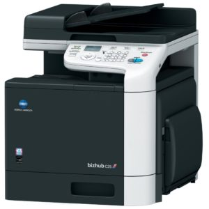 Konica Minolta Bizhub C25 Right View Price Offers