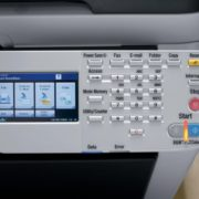 Konica Minolta Bizhub C35 Panel View Price Offers