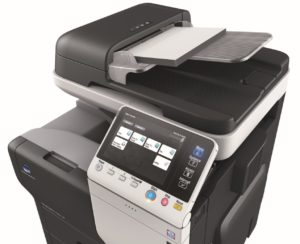 Konica Minolta Bizhub C3850 SideView Price Offers