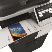 Konica Minolta Bizhub C3850FS Top Paper Stacks Price Offers