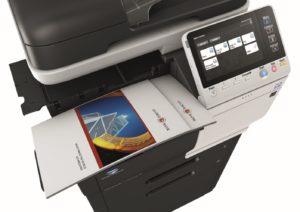 Konica Minolta Bizhub C3850FS Top Paper Stacks Price Offers