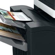 Konica Minolta Bizhub C454 Paper Output Finisher Left Price Offers