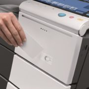 Konica Minolta Bizhub C454 Security Card Authentication Price Offers