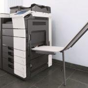 Konica Minolta Bizhub C554 Office Finisher Banners Printing Price Offers