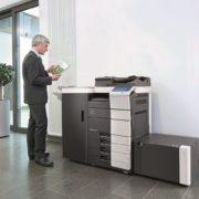 Konica Minolta Bizhub C754 Office CEO Price Offers