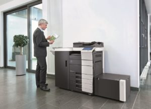 Konica Minolta Bizhub C754 Office CEO Price Offers