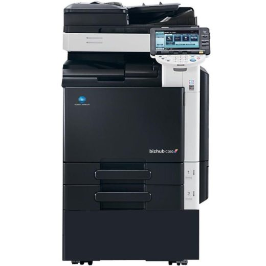 Konica Minolta Bizhub C360 DF 617 Price Offers