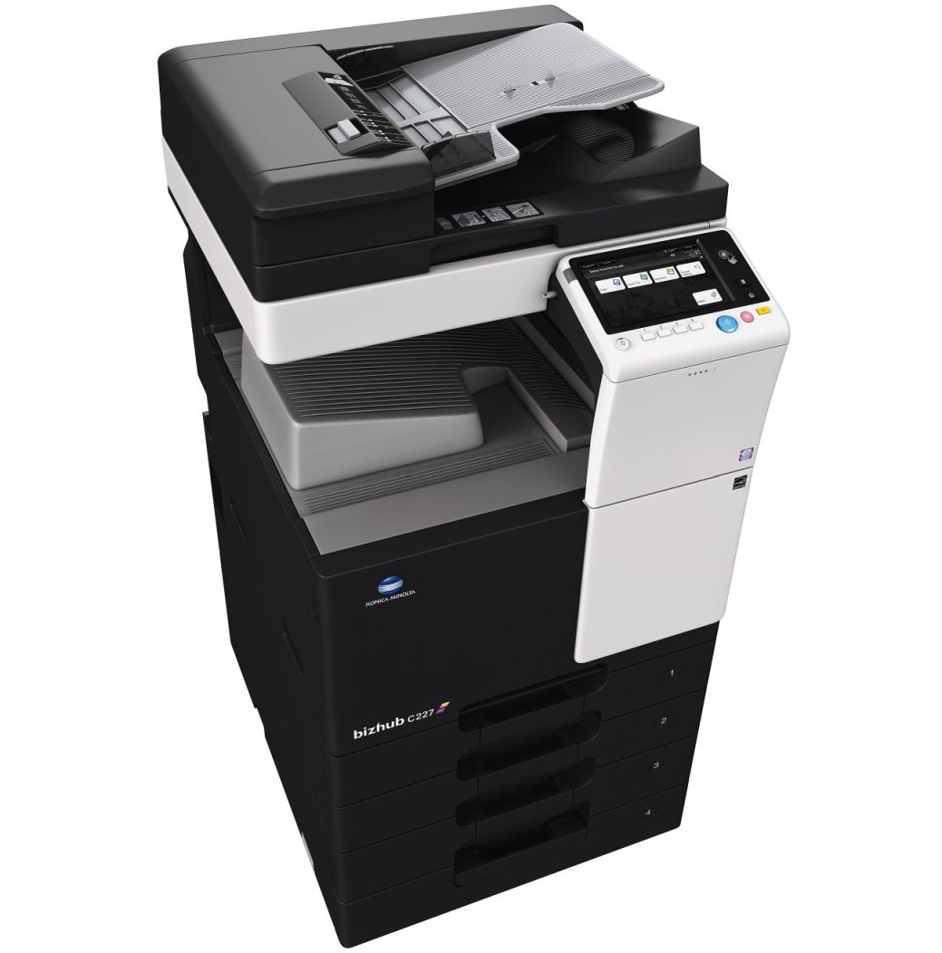 Konica Minolta Bizhub C227 DF 628 OT 506 PC 214 Side Special Price Offers