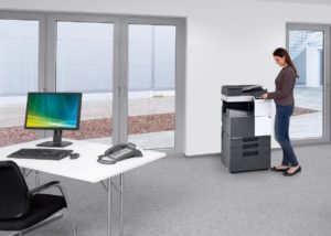 Konica Minolta Bizhub C227 Office Price Offers