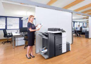 Konica Minolta Bizhub C258 Office Price Offers