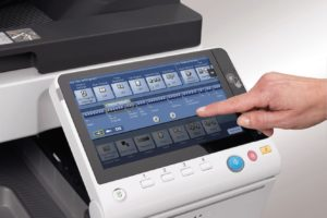 Konica Minolta Bizhub C258 Panel Front Touch Control Price Offers