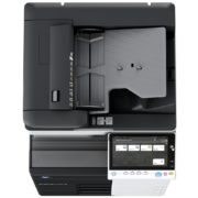 Konica Minolta Bizhub C458 OT-506 PC-215 Top