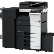 Konica Minolta Bizhub C458 RU-513 FS-537SD PC-215 LU-302 Right