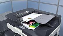 Bizhub C258 Training Scanning Sending Faxing