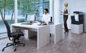 Konica Minolta Bizhub C3851 Office