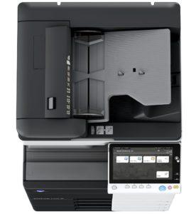 Konica Minolta Bizhub C558 OT-506 PC-215 Top