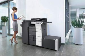 Konica Minolta Bizhub C658 Office 365