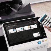 Konica Minolta Bizhub C658 Office Mobile Control