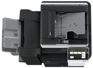 Konica Minolta Bizhub C759 RU-515 FS-536SD Top