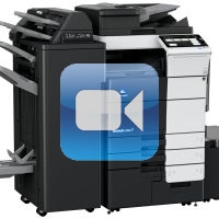 Konica Minolta Bizhub C759 Video Training