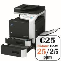 Free Konica Minolta Bizhub Price Offers C25 25 ppm