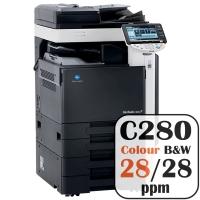 Free Konica Minolta Bizhub Price Offers C280 28 ppm