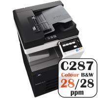 ree Konica Minolta Bizhub Price Offers C287 28 ppm