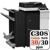 Free Konica Minolta Bizhub Price Offers C308 30 ppm