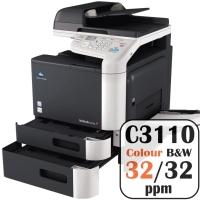 Free Konica Minolta Bizhub Price Offers C3110 32 ppm